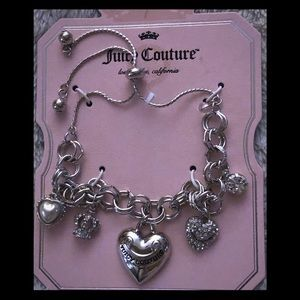 12/6/19 NEW IN!! Juicy Couture Charm Bracelet